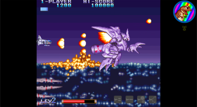 Anstream Arcade - E.D.F. Earth Defence Force