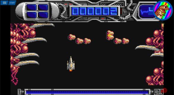 Antstream Arcade - Dominator